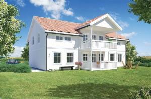 Herskapelige hustyper
